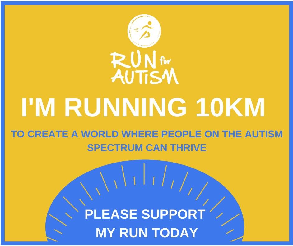I'm running 10KM
